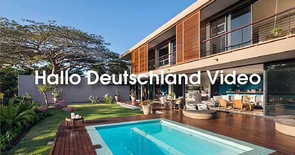 Eden Rock Estate Hallo Deutschland Video