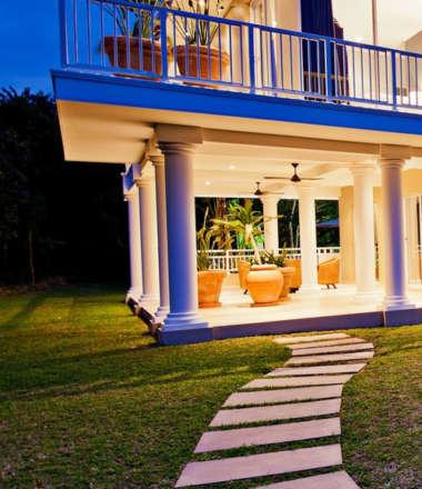 Palmtree House